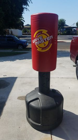 Punching bag, for Sale in Long Beach, CA