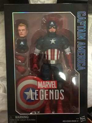 12in Marvel Legends Captain America Wolverine Symbiote Spider-Man for Sale in Orlando, FL