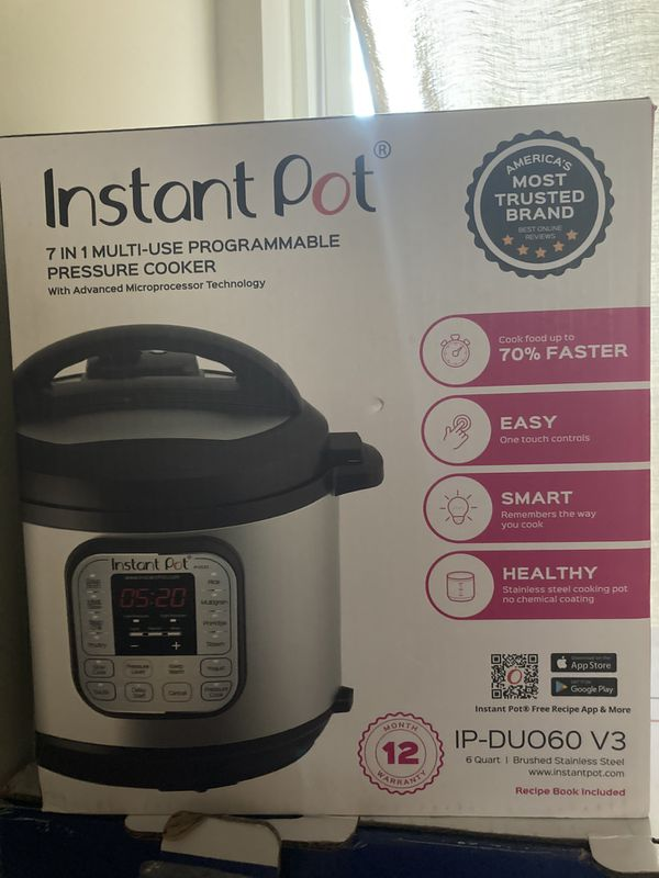Instant Pot - 6 quart
