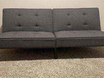 Gray Futon for Sale in Olympia,  WA