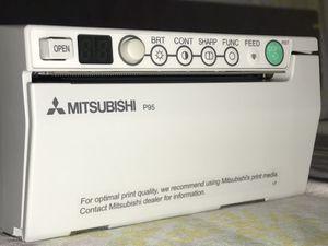 Mitsubishi P95DW Compact Digital Monochrome Printer P95 for Sale in San Diego, CA