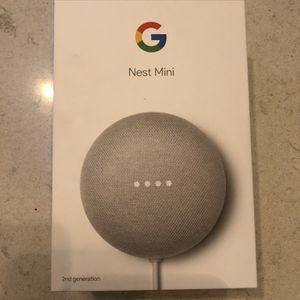 Google Nest Mini & Chrome cast for Sale in Buda, TX