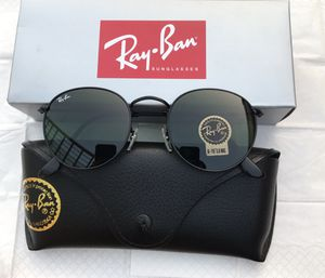 Ray ban round lenses 3447 sunglasses for Sale in San Francisco, CA