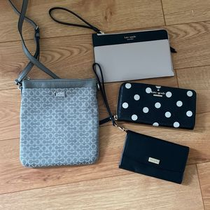 Kate Spade And Coach Purses for Sale in Nashua, NH