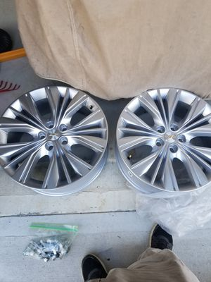 OEM Rims for Chevy Impala 2017 2018 2019 for Sale in Conyers, GA