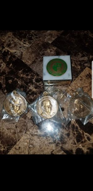 Antique Silver Metal Medal for Sale in Poway, CA