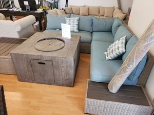 Brand New Patio Furniture Sectional tax included and free delivery for Sale in Hayward, CA