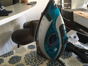 Sunbeam Steam Iron and Ironing Board for Sale in Los Angeles, CA