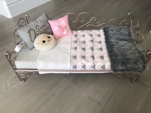 Our generation doll bed for Sale in Sacramento, CA