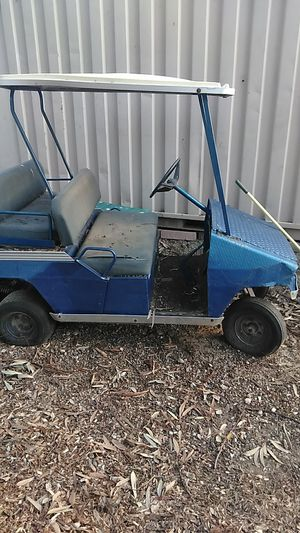 Taylor Dunn golf cart for Sale in Poway, CA