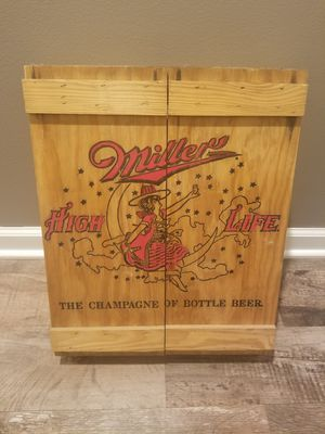 Miller High Life Antique cabinet for Sale in Bolingbrook, IL