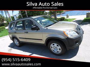 2006 Honda CR-V for Sale in Hillsboro Beach, FL