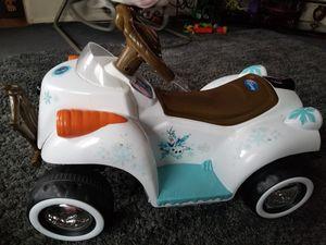 Olaf kids ride for Sale in Ann Arbor, MI