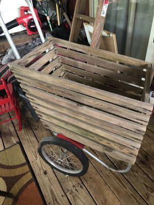 Antique Apple Cart for Sale in Coalton, WV