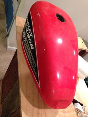 Harley Davidson Gas Tank, Chicco Stroller, Wii entertainment game for Sale in Chicago, IL