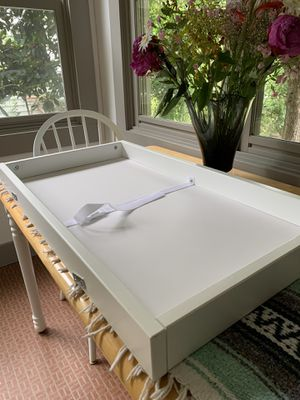 IKEA - Dresser Top Changing Table Frame for Sale in Portland, OR
