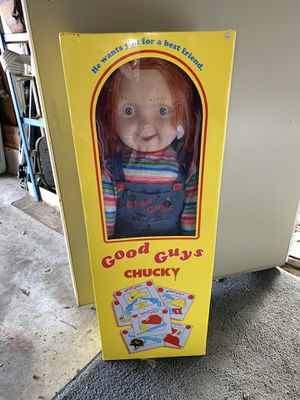 """30"""" Chucky Good Guys Doll New in Box for Sale in Fremont, CA"""