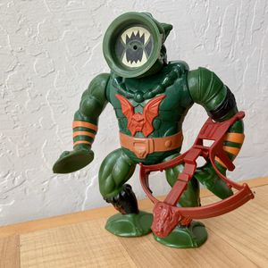 Vintage Heman and the Masters of the Universe Leech Complete Action Figure With Bow Weapon, 1984 MOTU Toy for Sale in Elizabethtown, PA