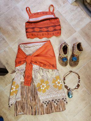 Disney's Moana Dress / Costume for Sale in Beaverton, OR