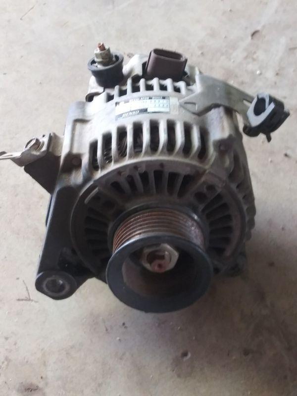 2002 toyota camry alternator