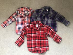 Baby Dress Shirts Size 12 Months for Sale in Bothell, WA