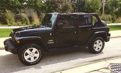 2007 Jeep Wrangler Unlimited Rubicon 4 door for Sale in Macon, GA