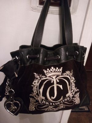 Large Juicy Couture purse for Sale in Rolling Meadows, IL
