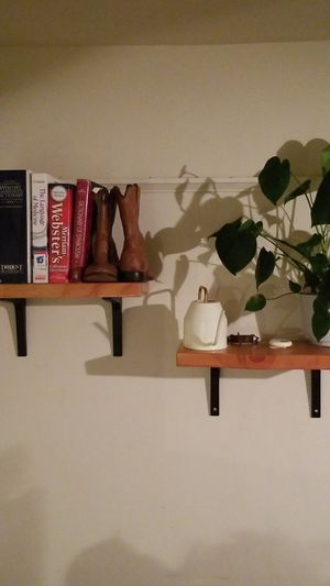 Handmade rustic style shelves for Sale in San Diego, CA