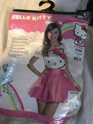 Hello kitty costume size jr small for Sale in South Gate, CA