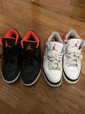 Jordan 3 Retro for Sale in Annandale, VA