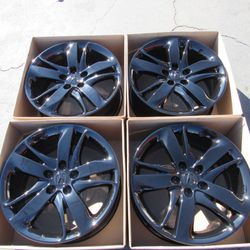 """19"""" 2019-2020 Acura RDX Factory 19"""" Alloy Wheel Advance Package OEM Wheel Rims Gloss Black for Sale in Tustin,  CA"""