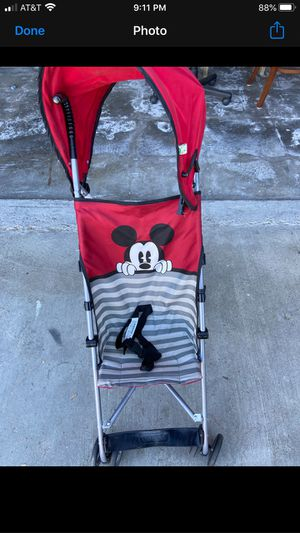 Kids stroller good condition asking $5 FIRM for Sale in Los Angeles, CA