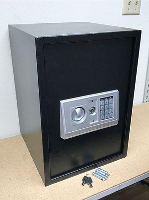 "Brand New $85 Large 14x14x20"" Digital Security Safe Box Electric Keypad Lock w/ Master Key for Sale in Pico Rivera, CA"