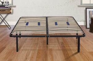 New Platform Bed Frame with Adjustable Lumbar Support, California King for Sale in Columbia, SC