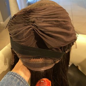 Raw Human Hair wig 24 In 13x4 Frontal for Sale in Kissimmee, FL