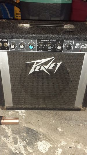 Peavy Backstage Amp for Sale in Philomath, OR