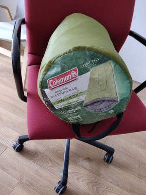 coleman sleeping bag for Sale in Kearny, NJ