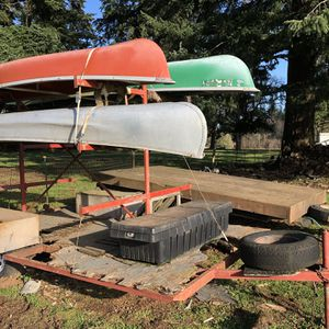 Canoe / Kayak / Bike Trailer for Sale in Oregon City, OR