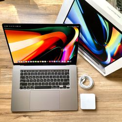 """NEWEST 16"""" MacBook Pro 512GB SSD 6-Core i7 2.6GHz Retina Display Touch Bar 2019 to 2020 21 for Sale in Los Angeles,  CA"""
