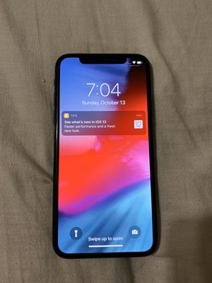 IPhone X 64gb Unlocked for Sale in Lake View Terrace, CA