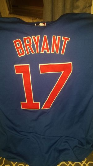 Kris Bryant Chicago Cubs Jersey for Sale in Chicago, IL
