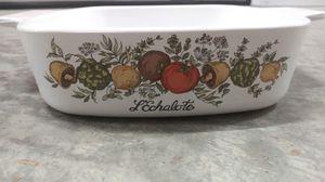 L'Echalote Baking Dish Vintage Pyrex 1 Quart for Sale in Eagle Creek, OR