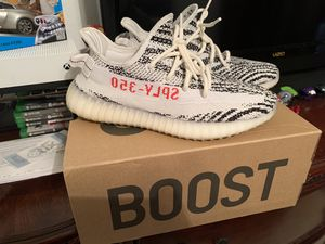 """Adidas Yeezy Boost 350 V2 """"Zebra"""" for Sale in TEMPLE TERR, FL"""