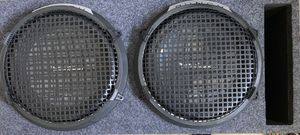 Rockford fosgate p3 12inch subs in custom both with air way hole. Hi res speakers and amp for Sale in Fort Lee, VA