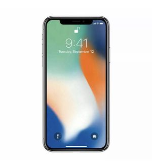 64GB Space Gray iPhone X Factory Unlocked for Sale in Fullerton, CA