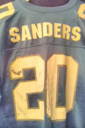 Barry sanders jersey for Sale in Wichita, KS