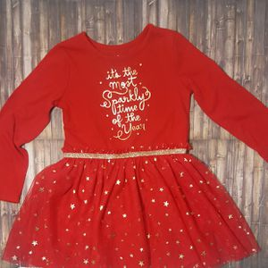 Cat & Jack Holiday Dress Size 5T for Sale in Santa Ana, CA