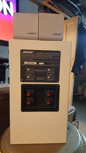 Bose for Sale in Detroit, MI
