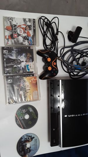 Playstation 3 and 5 games for Sale in Greensboro, NC