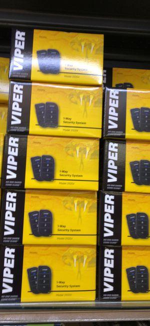 Car alarm security system for Sale in Chula Vista, CA